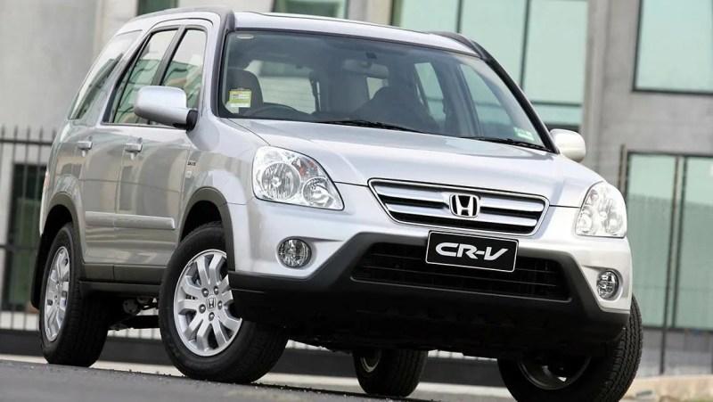 2005 Honda Crv Reviews 2005 Honda Cr V Reviews Specs And Prices