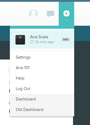 How to make the FitBit Aria recognize you after setup