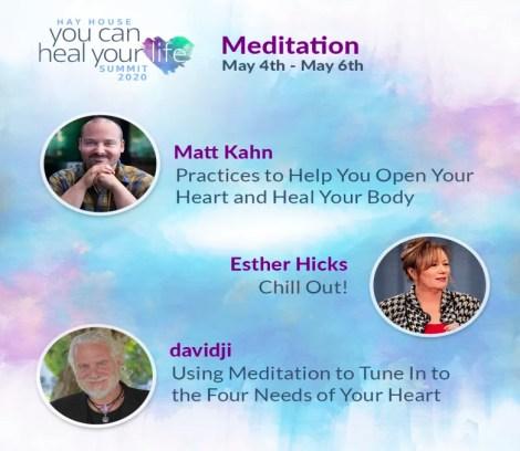Hay House Meditation