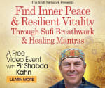 Sufi Inner Peace & Vitality