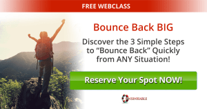"""FREE webclass from Sonia Ricotti of 'Bounce Back Big"""" fame 1 FREE webclass from Sonia Ricotti of 'Bounce Back Big"""" fame"""