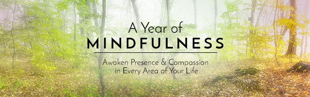 A Year of Mindfulness is starting soon—Join Now! from SoundsTrue 4 A Year of Mindfulness is starting soon—Join Now! from SoundsTrue