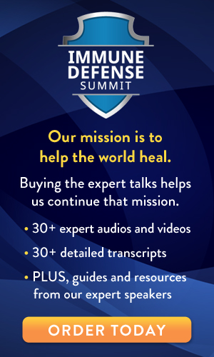 Learn how to rejuvenate your immune system at the Immune Defence Summit! 4 Learn how to rejuvenate your immune system at the Immune Defence Summit!