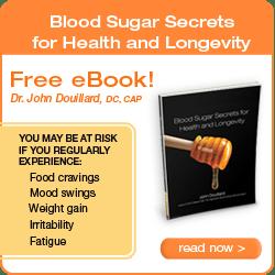 Blood Sugar Secrets for Health & Longevity: FREE eBook from  Dr John Douillard 1 Blood Sugar Secrets for Health & Longevity: FREE eBook from  Dr John Douillard