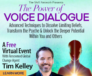 Tim Kelley & the Power of Voice Dialogue: FREE from the Shift Network 7 Tim Kelley & the Power of Voice Dialogue: FREE from the Shift Network