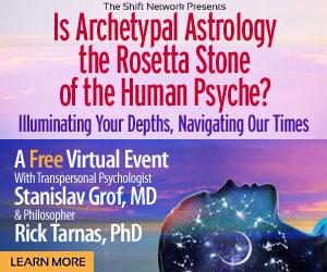 'Can Astrology Unlock the Secrets of the Cosmos?' with Stanislav Grof & Rick Tarnas: FREE webinar from the ShiftNetwork 1 'Can Astrology Unlock the Secrets of the Cosmos?' with Stanislav Grof & Rick Tarnas: FREE webinar from the ShiftNetwork