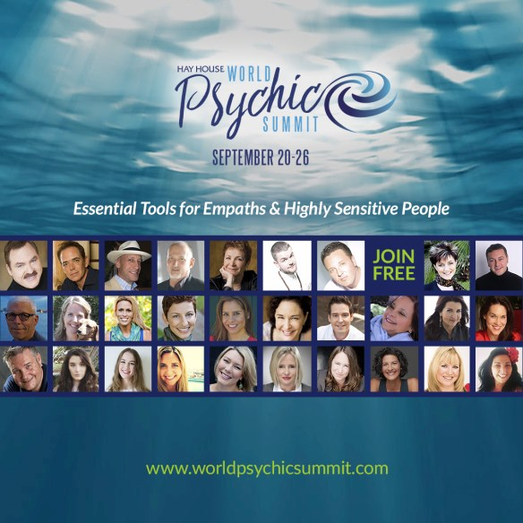 HHpsychicsummit1 - Hay House World Psychic Summit -September 20-26