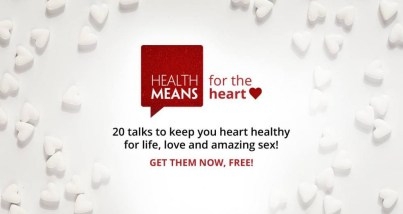 20 experts talks about Heart Health: FREE from HealthTalks Online 2 20 experts talks about Heart Health: FREE from HealthTalks Online