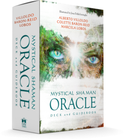 The Mystical Shaman Oracle Card Deck: from  HayHouse 1 The Mystical Shaman Oracle Card Deck: from  HayHouse