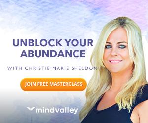 Unlock Your Abundance: FREE with Christie Marie Sheldon @ MindValley 1 Unlock Your Abundance: FREE with Christie Marie Sheldon @ MindValley