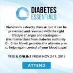 Diabetes Essentials: free transcripts