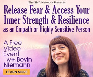 Release Fear & Access Your Inner Strength