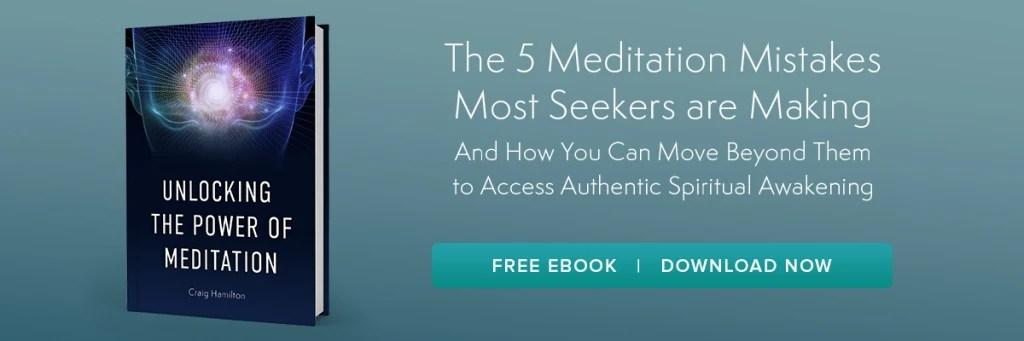 Unlocking the Power of Meditation E-book
