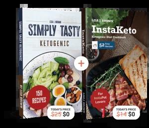 2 Free Keto Cookbooks