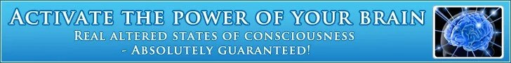 Meditation Power- activate the power of your brain! Real Altered states of consciousness!