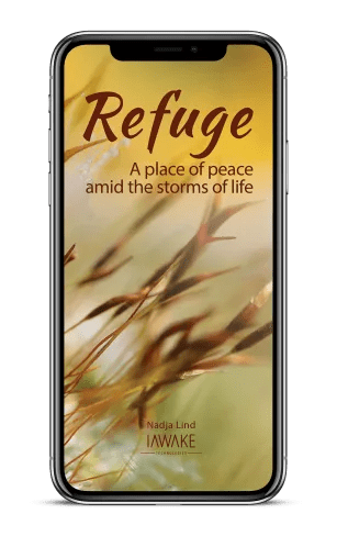Refuge: A place of peace amid the storms of life.