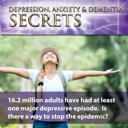 Depression, Anxiety & Depression Secrets
