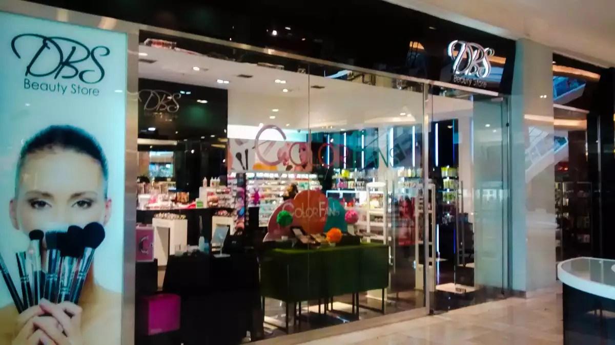 DBS Beauty Store - Mall Plaza Vespucio en Av. Vicuña Mackenna Oriente Nº 7110 | La Florida | Compras | Metro Bellavista de La Florida | Santiago de Chile | Civico.com
