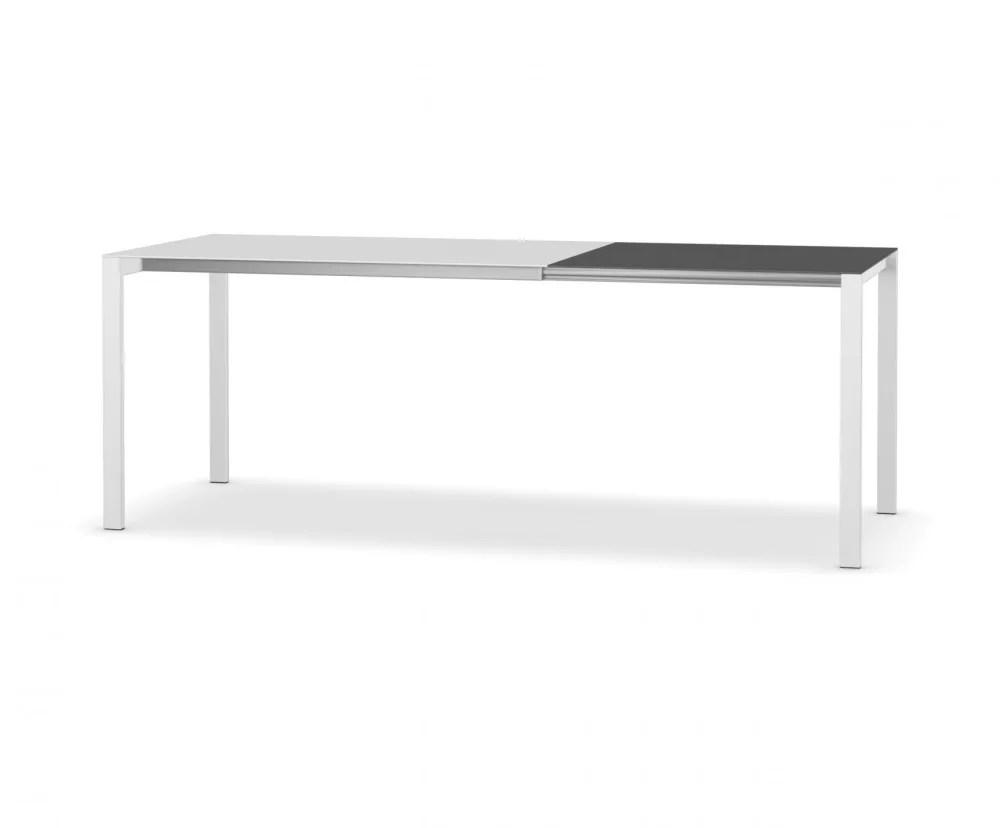shop thin k aluminium extensible table