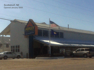 Furniture And Mattress Store In Scottsbluff NE Ashley