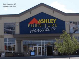 Lethbridge Ab Ashley Furniture Home 93463