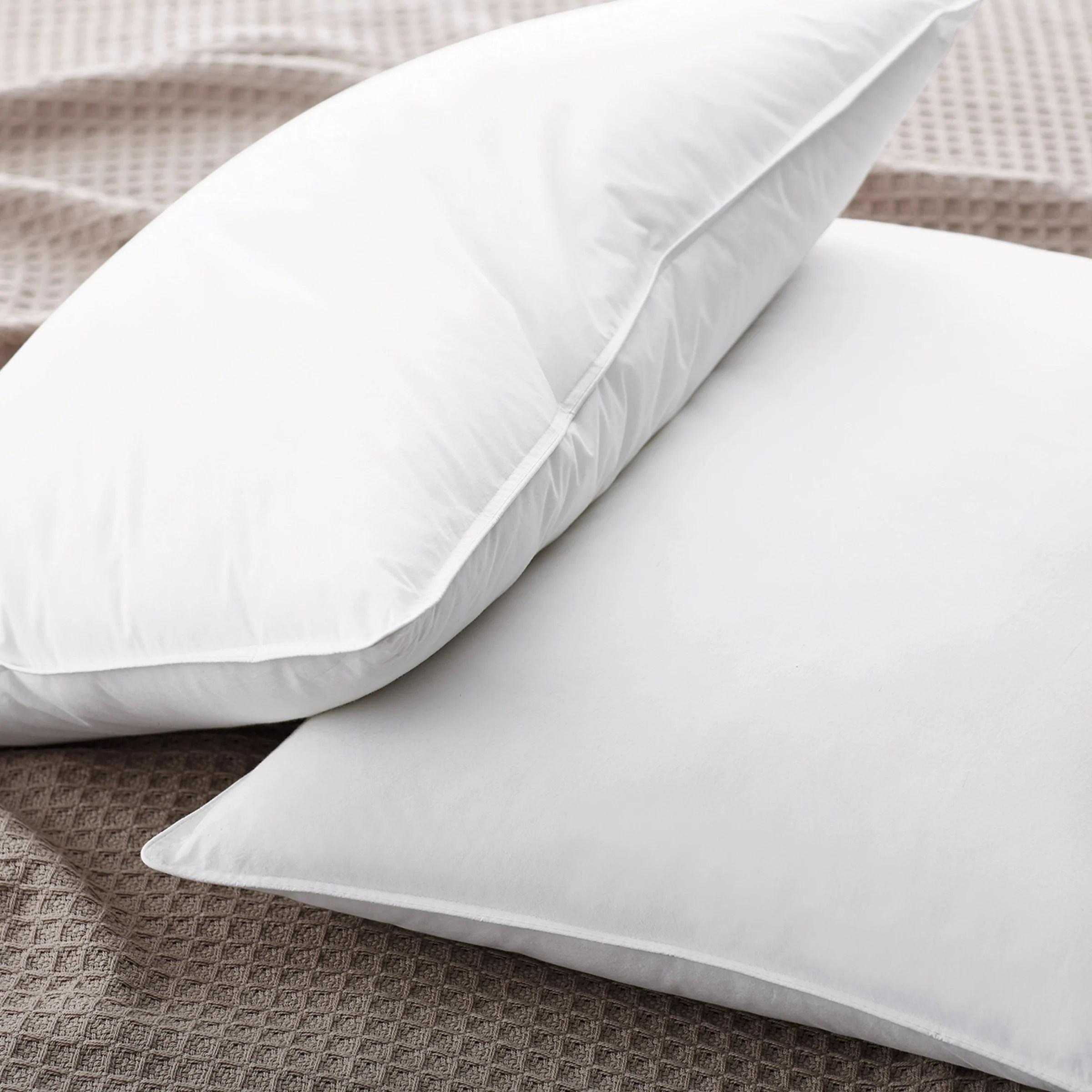 legends hotel best down pillow