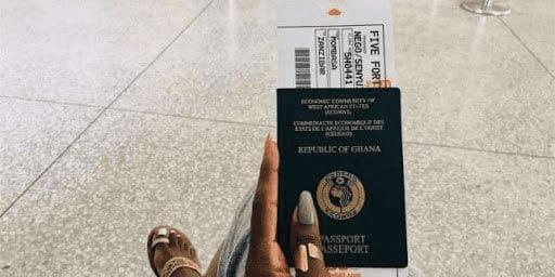 south african passport price