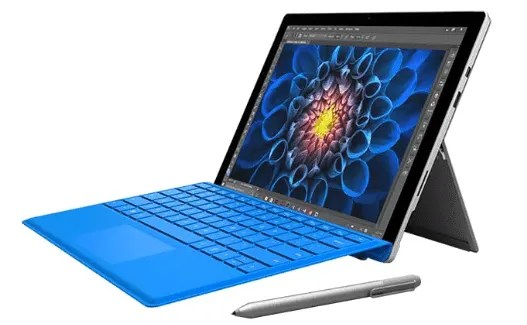 Prices of Windows Tablets in Nigeria 2020-Microsoft Surface Pro 4