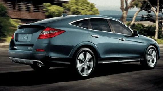 Review & Prices of Honda Crosstour in Nigeria (2020)