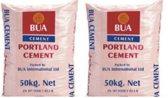 BUA cement-Current Cost & Tips on Choosing Cements in Nigeria