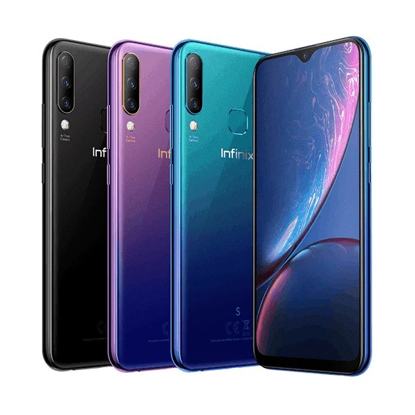 infinix S4-Prices of Infinix Phones and Review in Nigeria (2020)