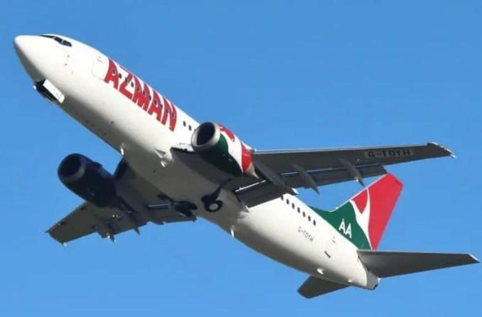Azman Air Flight Bookings 2020