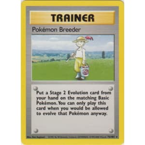 Pokemon Breeder 76 102