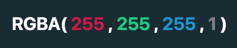 rgba(255, 255, 255, 1)