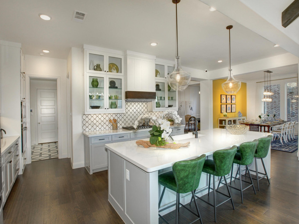Experts lay out the 2021 kitchen trends found at new ...