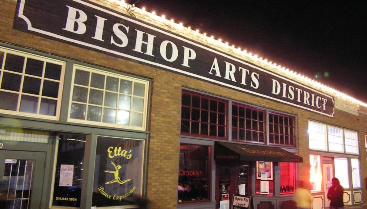 Bishop Arts Walking Food And Historical Tour