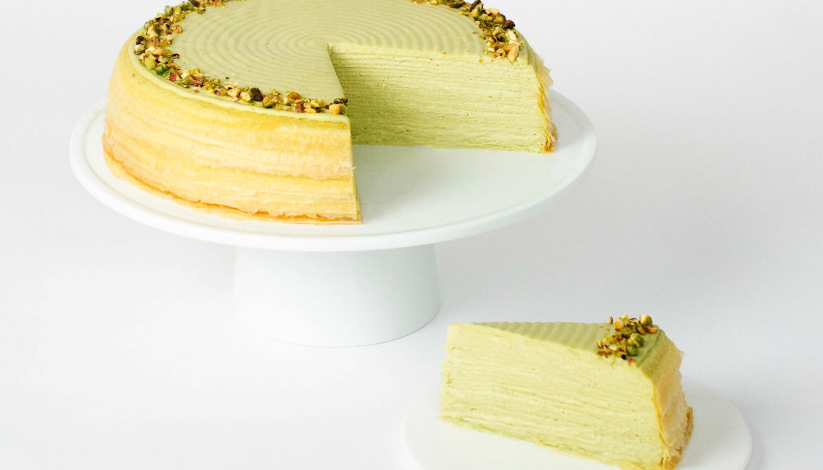 New York Bakery Takes Paper Thin Layer Cakes To Dallas