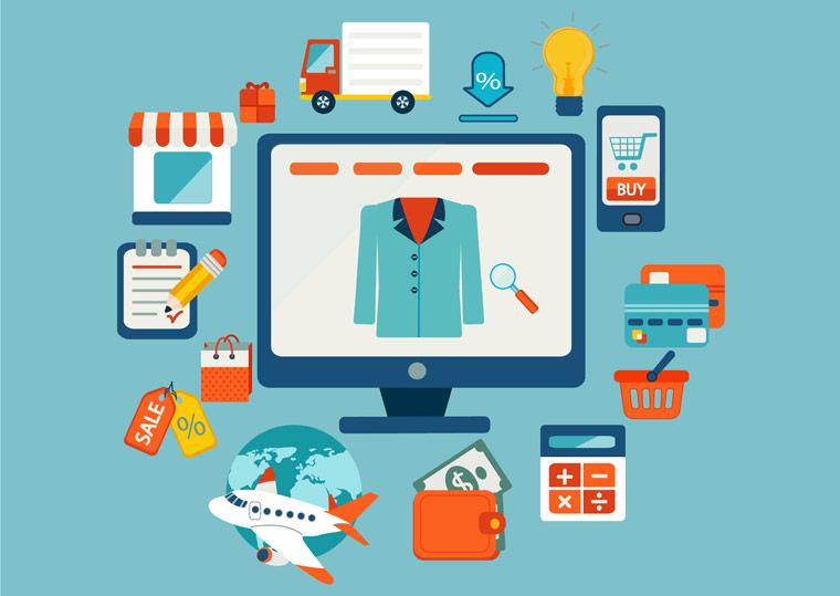 como funciona o e-commerce