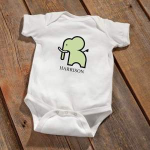 personalized-baby-bodysuit-elephant
