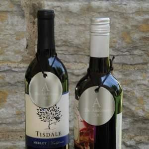 Personalized-Set-of-2-Monogram-Wine-Bottle-Medallions