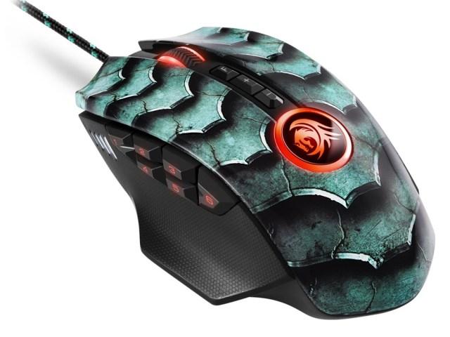 Mouse Gaming Terbaru Dari Sharkoon