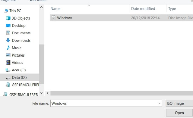 Flashdisk Sebagai Media Instalasi Windows