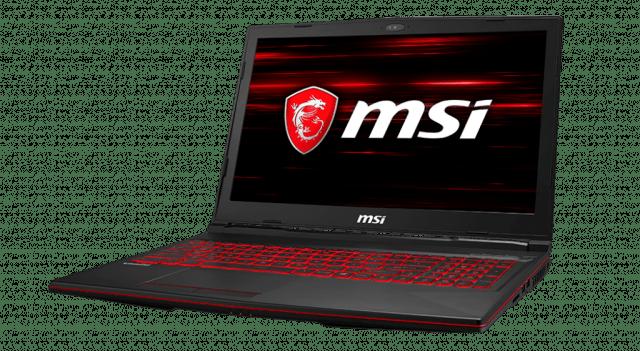 MSI GL63 8SD-437