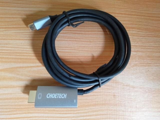 USB Type C to HDMI