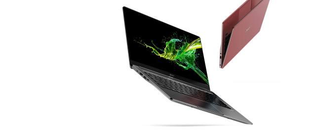 casual premium ini bisa jadi solusi berharga kalian untuk kebutuhan perangkat portable ya Acer Swift 3 New Line Up 2019 : Lebih Murah, Ringan, Kinerja Lebih Powerful