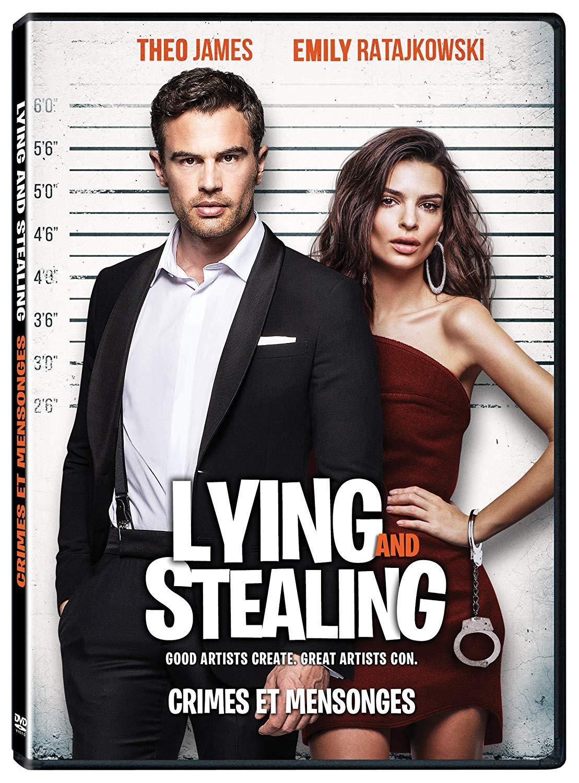 Lying And Stealing Dvd Vvs Films