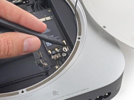 SSD Mac Mini Step 7