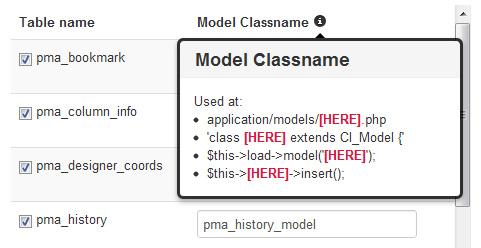 QuickCIM 2 - Personalización del classname