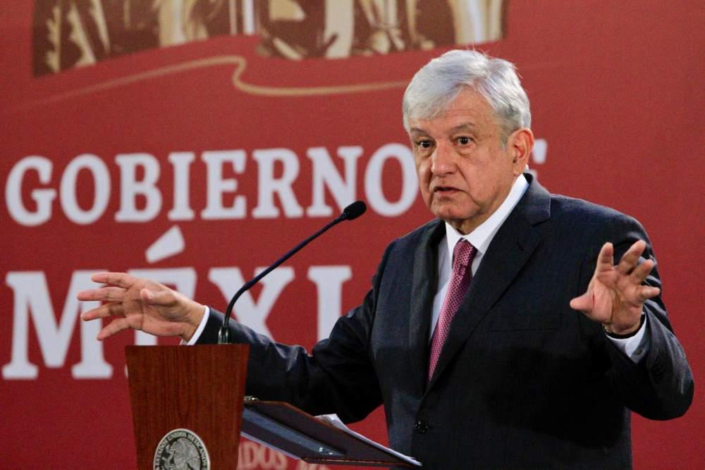 Andrés Manuela López Obrador. Foto retomada de El Siglo de Torreón.