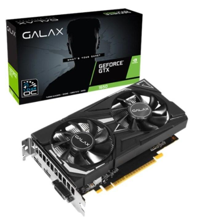 VGA Terbaru GTX 1650